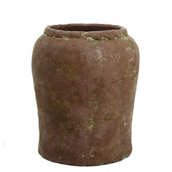 Clay pot 33x27 Terracotta