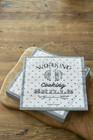 Paper Napkin Working Cooking Skills