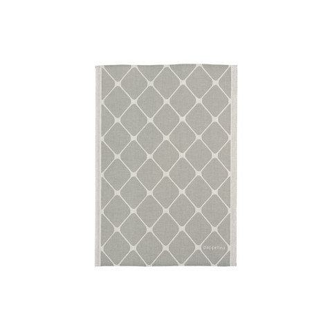 Kitchen Towel Rex Warm Grey 46x66