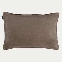 Paolo Cushion cover 40x60 Mole Brown