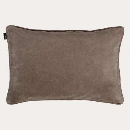 Paolo Cushion cover 40x60 Mole Brown