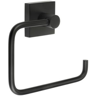 House Toilet paper roll holder Black