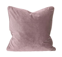 Elise Velvet Cushion Cover Rose 45x45