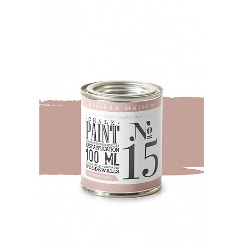 RM Chalk Paint NO15 farmers plum 100ML