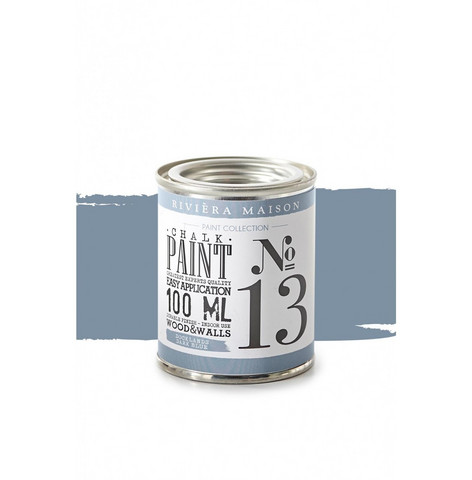 RM Chalk Paint NO13 dockland dark blue 100ML