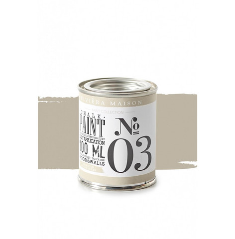 RM Chalk Paint NO03 thompson river green 100ML