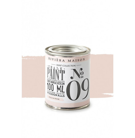 RM Chalk Paint NO09 Meadow nude 100ML