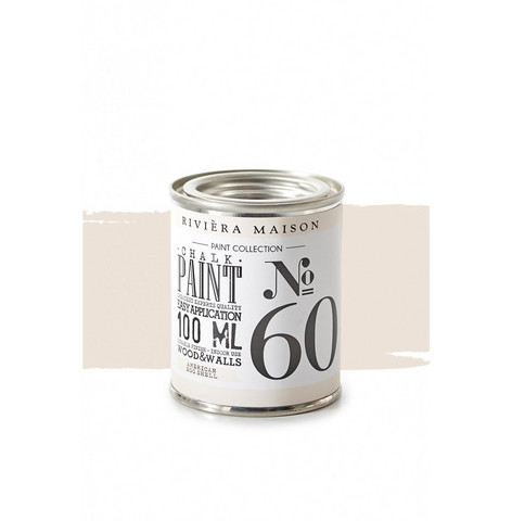 RM Chalk Paint NO60 american egg shell 100ML