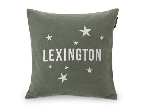 Lexington Sham 50x50 Green