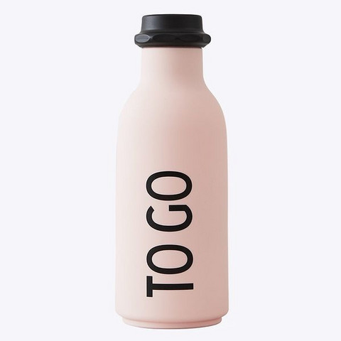 Bottle To Go Drinking Bottle Pink