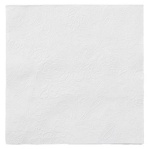 Uni Lace paper napkin white