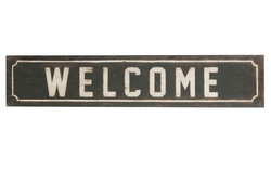 Welcome Decorative Plate