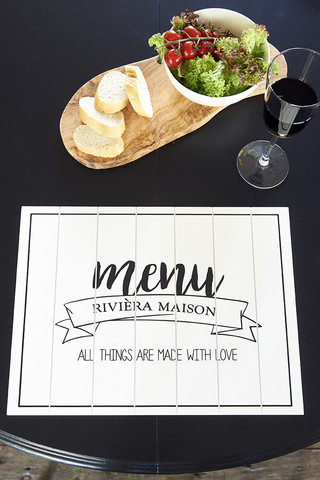 Made With Love Placemat