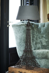 The Eiffel Tower Table Lamp