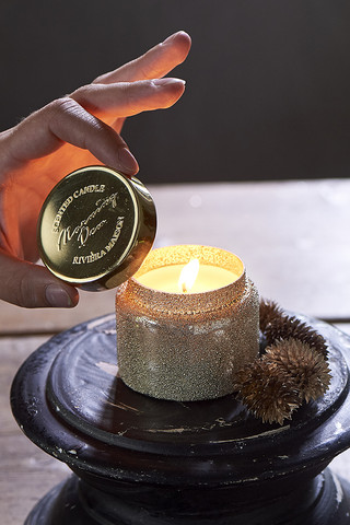 Sparkle Scented Candle Morning Dew