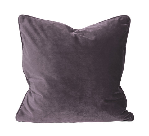 Elise Velvet Cushion Cover Lila 45x45