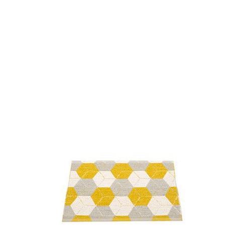 Trip Mustard/Linen/Vanilla 70x50