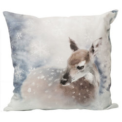 Cushion Cover Bambi 45x45 beige