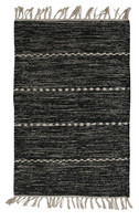Lotten Carpet Black 70x240