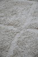 Bosse cotton - wool carpet offwhite 160x230