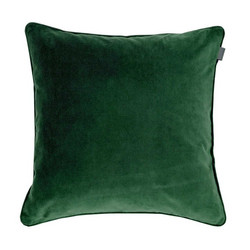 Velvet Cushion 50x50 Pine Green