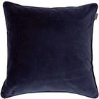 Velvet Cushion 50x50 Yankee Blue