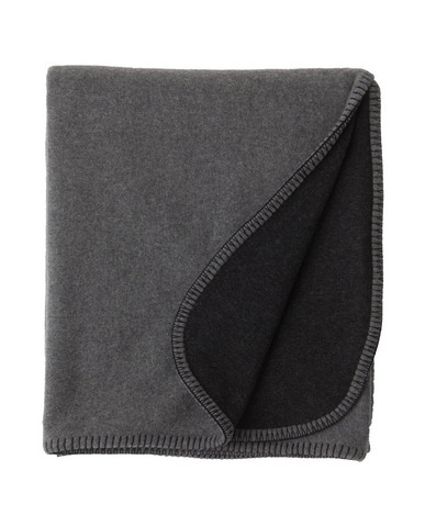 Lexington Bed Blanket 160x220 Gray