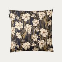 Jazz cushion cover 50x50 Ebony Grey