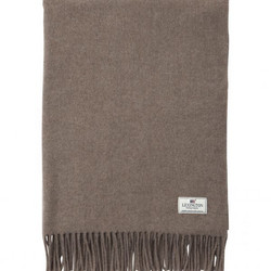Aurora Wool Scarf Brown Melange