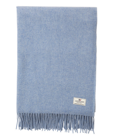 Aurora Wool Scarf Light Blue
