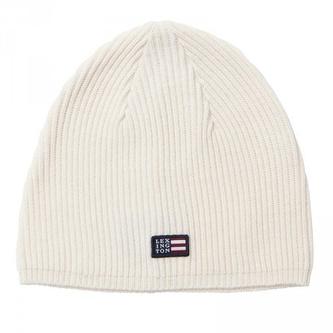 Oak View Beanie Bone White