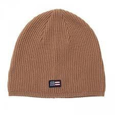 Oak View Beanie Warm Sand