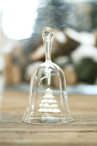 Merry Christmas Table Bell