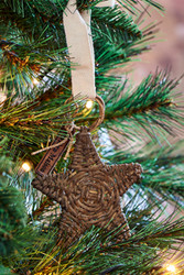 RR Christmas Hanger Star