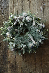 Basic Birch Wreath