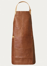 Fuego Apron Brown