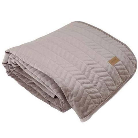 Elise Bedspread 160x260 Brown