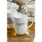 70 Years Of Happiness Happy Mug