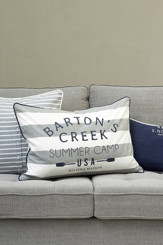 Barton's Creek Summer Camp Pillow Cover 65x45