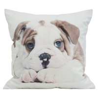 Cushion cover 45x45 Hund
