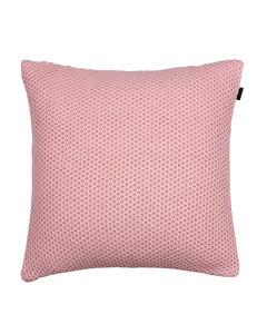 Honeycomb Knit Cushion 50x50 Nantucket pink