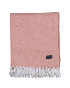 Oxford Throw 130x180 cm Peach bud