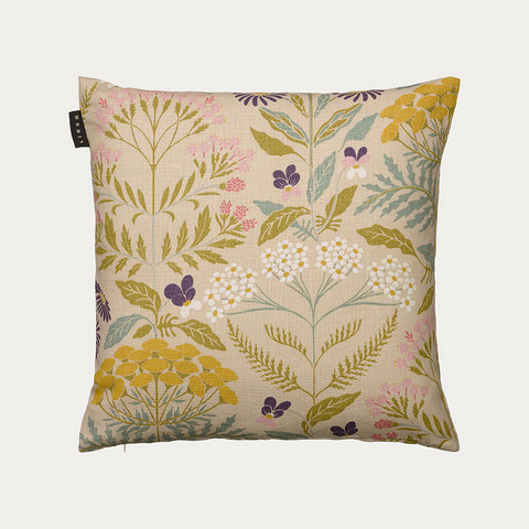 Midsummer Cushion Cover Creamy Beige 50x50