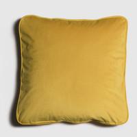 Melanie Cushion Yellow 50x50
