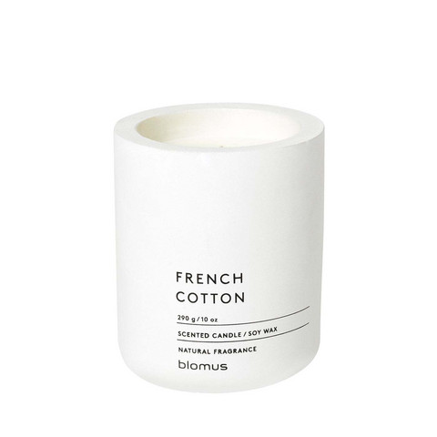 FRAGA Scented Candle M French cotton