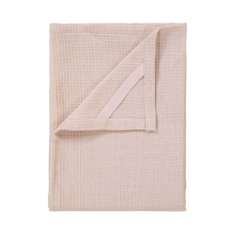 GRID Set of 2 Tea Towels Rose dust