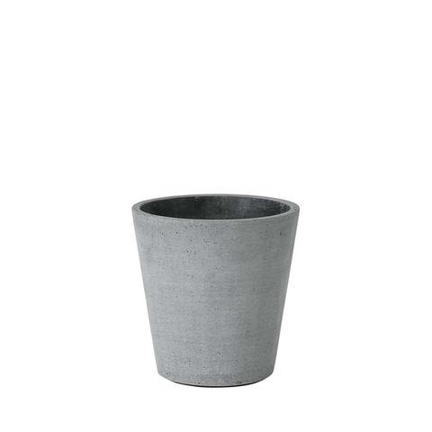COLUNA Flower Pot 14 Dark Grey