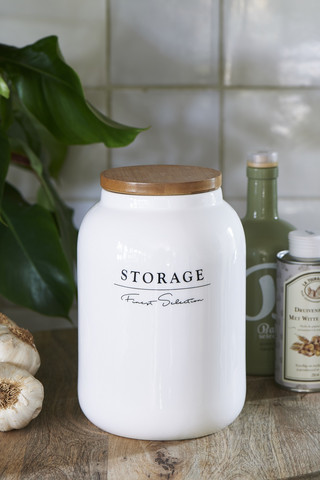 Finest Selection Storage Jar M