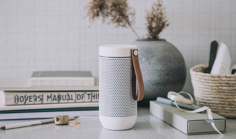 aFunk Wireless speaker White Edition