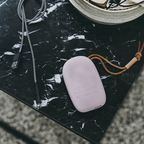 toCharge Mini Power bank Dusty pink